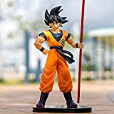 Dragon Ball Z Figure Anime Action Figures 20Th Anniversary Ver Goku Super Saiyan Pvc Model Ornaments Collection Kid Gift Toys 20Cm