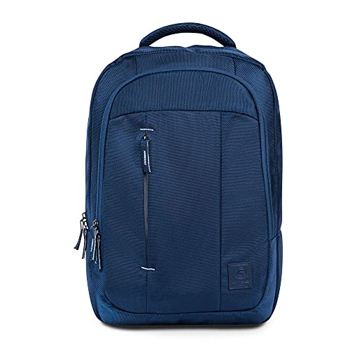 Laptop Backpack Blue Cool Capital Travel Backpacks Bookbag 15.6 IN Blue, Ergonomic & Comfortable Design, For Men & Women, Best Gift for Men Women Boys Girls Students (15.6 Inch, Blue)  