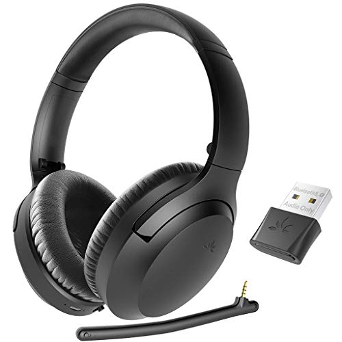 Avantree DG80 & Aria - Bluetooth 5.0 USB Audio Adapter for PC Computer...