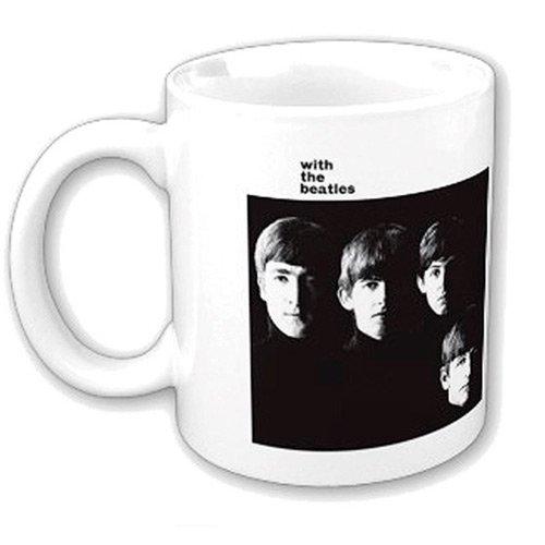 Beatles With the Beatles Ceramic Coffee Mug