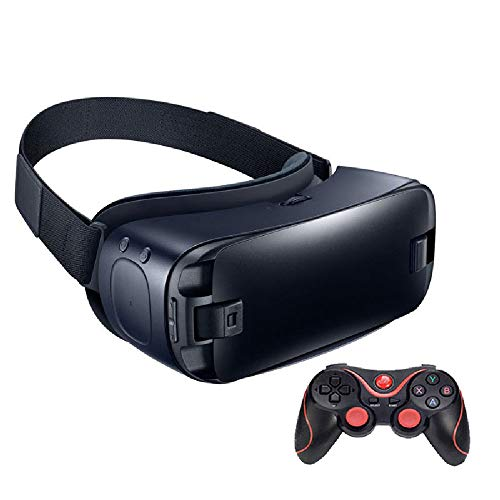 Purchase 3D VR Glasses with Bluetooth Gamepad Built-in Gyro Sensor Virtual Reality Headset Suitable ...