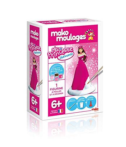 Mako Moulages - Kit Créatif - Ma Princesse Charmante