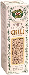 Buckeye Beans and Herbs White Chicken Chili, 14-Ounce Boxes (Pack of 12)