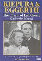 Charm of La Boheme [DVD]