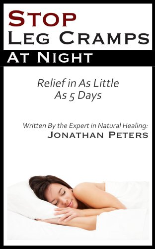 Stop Leg Cramps at Night