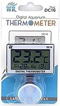 Whimar DC16 – Termómetro digital interior con pantalla LCD y alarma de temperatura
