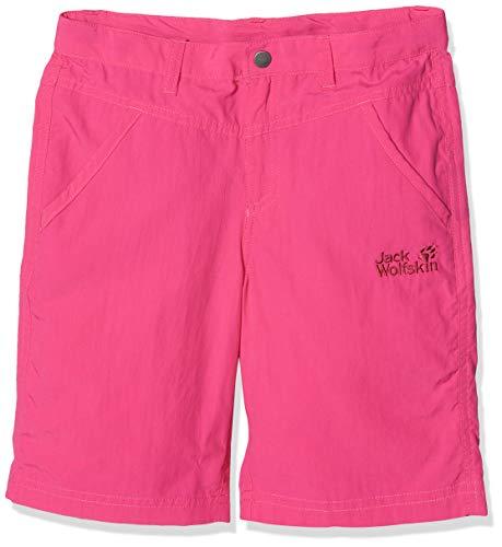 Jack Wolfskin Kinder Sun Shorts K, pink Peony, 140