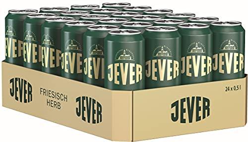 Jever Pilsener, EINWEG 24x0,50 L Dose