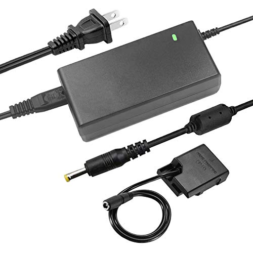 EH-5 EP-5A AC Power Adapter Supply Charger Kit (Replacement for EN-EL14 / EN-EL14A Battery) for Nikon Coolpix D3100 D3200 D3300 D3400 D3500 D5100 D5200 D5300 D5500 Df P7000 P7100 P7700 D7800 Camera.