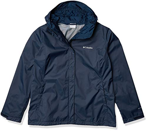 Columbia Women's Arcadia II Jacket, Columbia Navy, 3X Plus