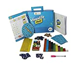 Curated by Experts: This DIY Maths learning kit has been designed by experts in ECE. Each item in this kit is of great quality, 100% non-toxic, and child safe. Educational Maths Toys: These maths learning toys support alphabet and number recognition....