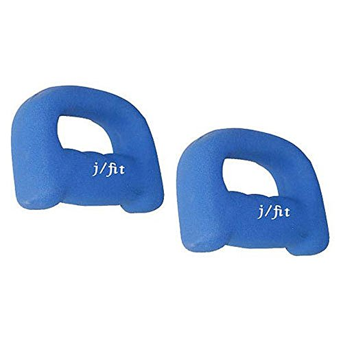 4 lbs Neoprene Grip Dumbbell Weight Set