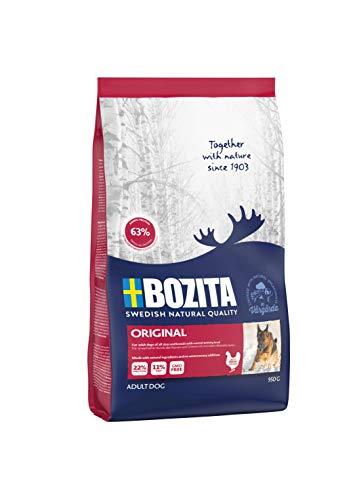 BOZITA Nourriture sèche pour Chien - 0,95 kg - Produit Durable - pour Chiens Adultes