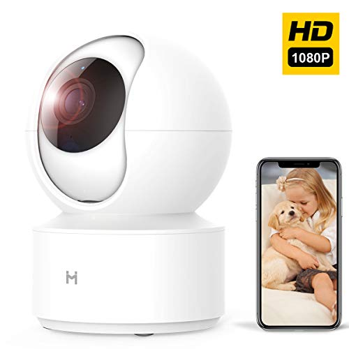 Purchase 1080P Security WiFi IP Camera, Xiaomi HD Wireless Smart Home Video Surveillance System Indo...