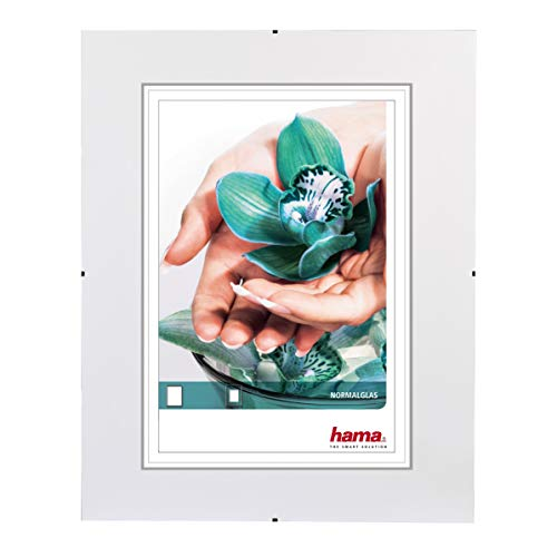 Hama Rahmenloser Bildhalter Clip-Fix, 30 x 45 cm, Normal