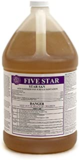 1 gallon star san
