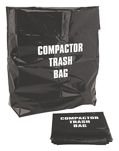 Broan 1006 Compactor Trash Bags for 12' Models (12...