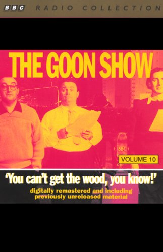 The Goon Show, Volume 10 audiobook cover art