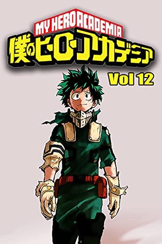 Attractive Action manga 2021: My Hero Academia Manga volume 12 (English Edition)