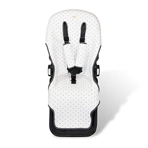 Fundas BCN  - F126 - Colchoneta para silla de paseo Bugaboo Donkey  - Diversos estampados (Little Fun Star)