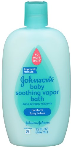 JOHNSONS Soothing Vapor Bath Pack