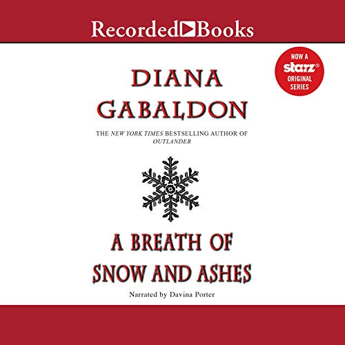 A Breath of Snow and Ashes cover art
