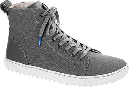 BIRKENSTOCK Damen Bartlett Textil Sneaker Gray Größe 36 Normal