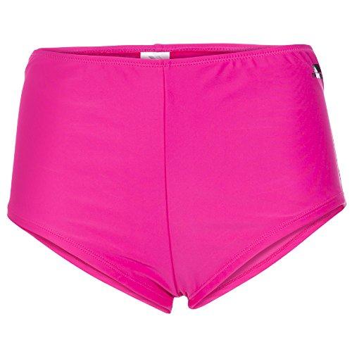 Trespass - Daria II - Culotte per Bikini - Donna (S) (Rosa)