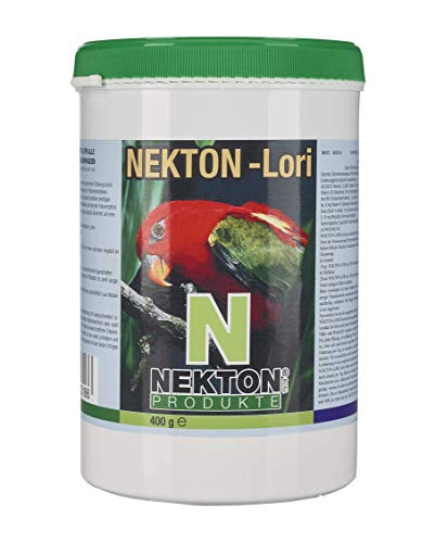 Nekton Lori Complete Lorikeet Diet Bird Food,...