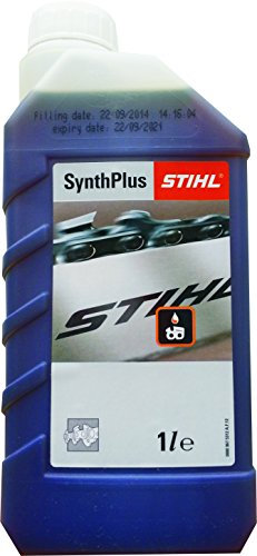 ® Stihl Kettenhaftöl Sägekettenhaftöl Kettenöl SynthPlus 1 Liter