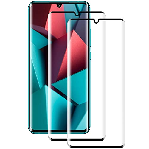 RSSYTZ Cristal Templado para Xiaomi Mi Note 10/Note 10 Pro/Note 10 Lite, [2 Piezas] Anti-rasguños, Sin Burbujas, Película Protectora para Mi Note 10/Note 10 Pro/Note 10 Lite