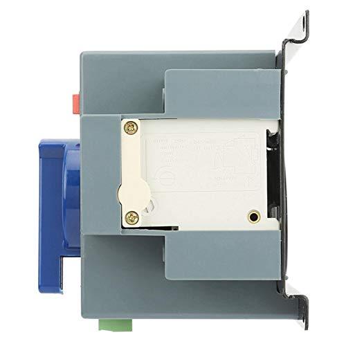 Mini interruptor de cambio estable sólido en carril DIN 1 pieza 63A 2P Interruptor de transferencia automática de doble potencia Eléctrica de alta sensibilidad para sistema de fuente de