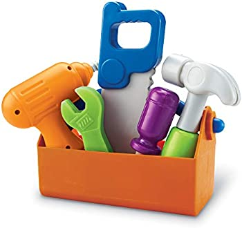 Learning Resources New Sprouts Fix It! Pretend Play Toy Tool Set