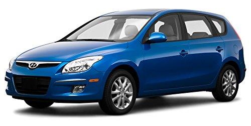 2009 Hyundai Elantra Touring, 4-Door Wagon Automatic Transmission, Vivid Blue