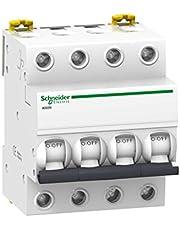 Schneider Electric A9K Interruptor Automático Magnetotérmico, Ik60N