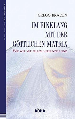 Im Einklang mit der göttlichen Matrix Titelbild