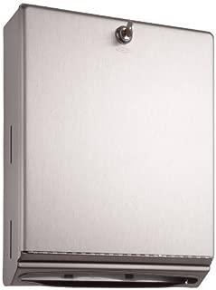 Bobrick B-262 Classic Series Surface-Mounted Paper Towel Dispenser