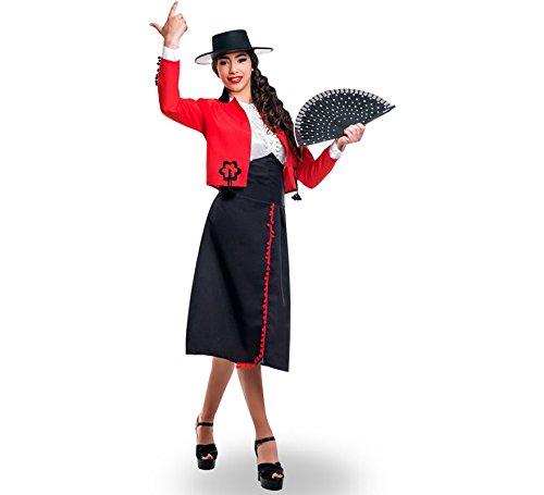 Yuppiyei Disfraz de Cordobesa para Mujer