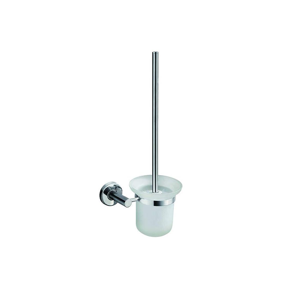 花弁ペース付与TangYiShop 浴室の棚タオルラックタオルバー紙タオルホルダートイレブラシ304ステンレス鋼セット (Size : E)