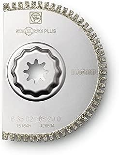 Fein 63502188210 Diamond Oscillating Saw Blade, 3-9/16