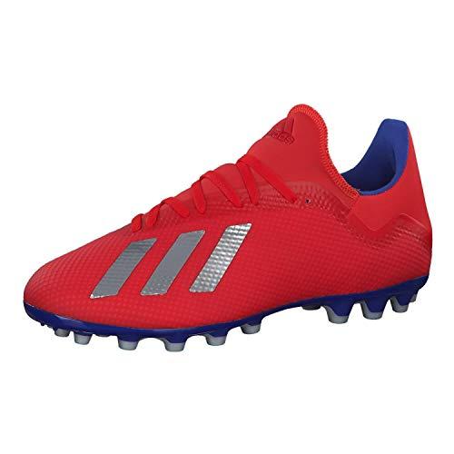 adidas Herren X 18.3 Ag Fußballschuhe, Mehrfarbig (Multicolor 000), 42 2/3 EU
