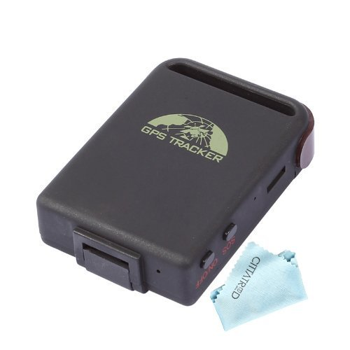 CITTATREND Veicolo di Quad-band Spy GPS/GSM/GPRS/S Dispositivo di Tracking di MS TK102B Hard-wired