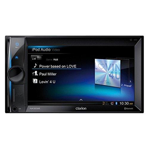 CLARION NX302E 2-DIN Multimedia-Navigation