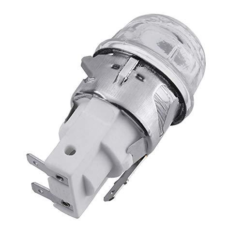 YSYSPUJ Soporte de lámpara E14 2501 Soporte de lámpara de Horno Adaptador de Bombilla Alta Temperatura 300 Grados AC110-220V