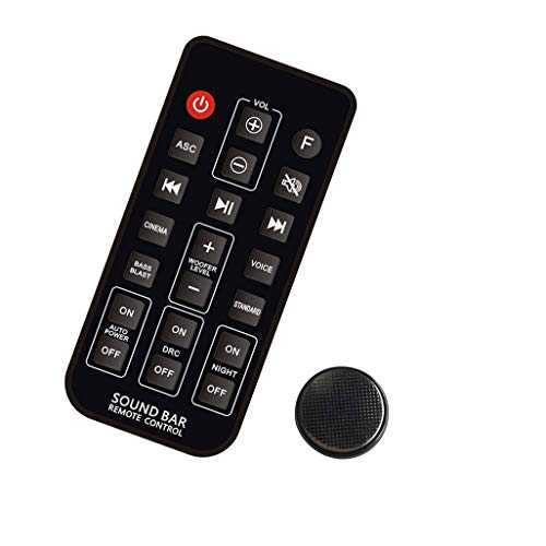 Rssotue New TV Replaced Remote Control fit for LG SH5 SH5B SJ5 SJ5B SJ5Y SJ5Y-S SPJ5B-W LAS260B LAS160B LAS450H LAS455H