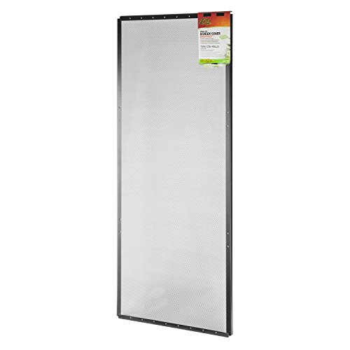 Zilla 11435 Fresh Air Screen Cover, 48-Inch by 18-Inch,Black