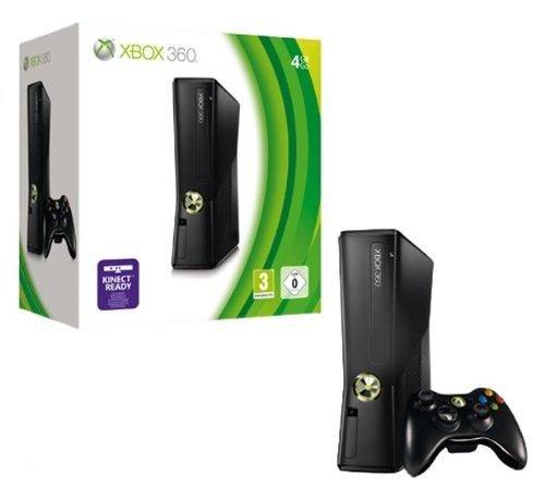 Console Xbox 360 4Go