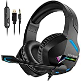 Best Xbox One Headphones - BINNUNE Gaming Headset with Microphone for PS4 PS5 Review