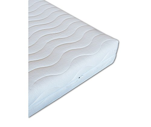 Vivere Zen - Materasso Lattice 100% Naturale - Gaia Organic 21 - Fod. Cotone Bio Cert. Clima - Misura 80x200 cm.