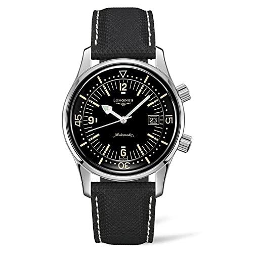 Longines Legend Diver L3.774.50.0 - Orologio automatico da uomo
